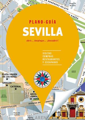 SEVILLA PLANO-GUIA