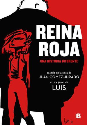 REINA ROJA. UNA HISTORIA DIFERENTE (LA NOVELA GRÁFICA)