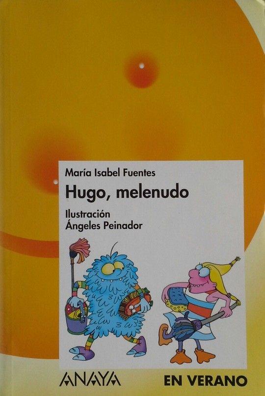 HUGO, MELENUDO EN VERANO RECUERDO 2 PRIMARIA