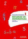 MATEMATICAS 1º ESO CUADERNO DE REFUERZO