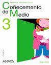 ABRE A PORTA, COÑECEMENTO DO MEDIO, 3 EDUCACIÓN PRIMARIA (GALICIA) (OK