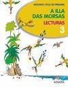 LECTURAS, A ILLA DAS MORSAS, 3 EDUCACIÓN PRIMARIA (GALICIA) (OK)