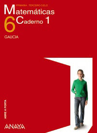 MATEMÁTICAS 6. CADERNO 1.