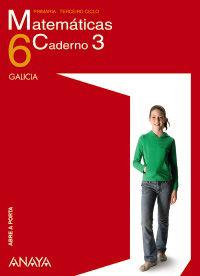 MATEMÁTICAS 6. CADERNO 3.