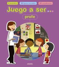 JUEGO A SER PROFE
