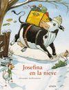 JOSEFINA EN LA NIEVE
