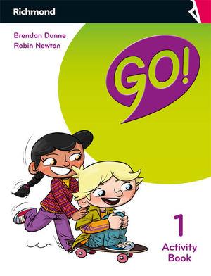 GO! 1ºPRIMARIA ACTIVITY PACK