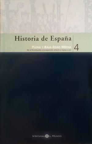 Hª DE ESPAÑA -EL MUNDO-T.4