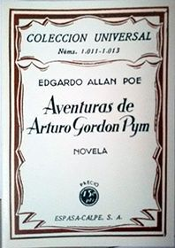 LAS AVENTURAS DE ARTHUR GORDOM PYM