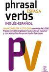PHRASAL VERBS INGLES-ESPA�OL