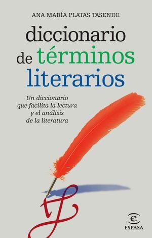 DICCIONARIO DE TERMINOS LITERARIOS