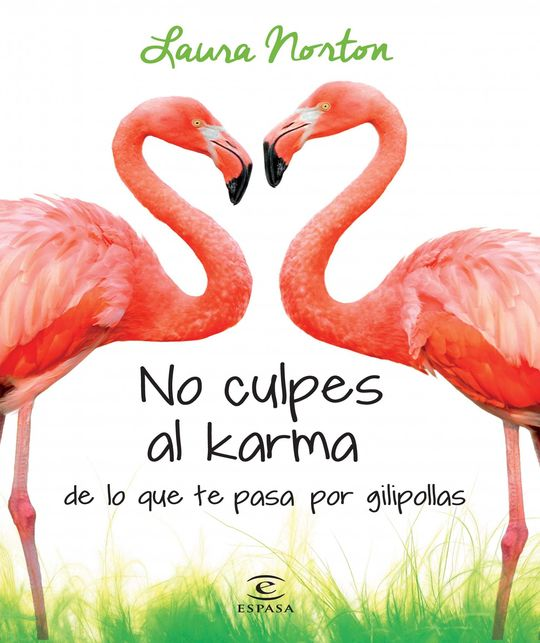 PACK NO CULPES AL KARMA DE LO QUE PASA POR GILIPOLLAS + LIBRETA EN BLANCO