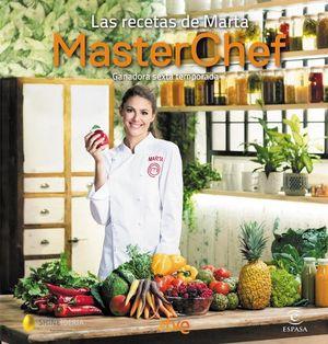 LAS RECETAS DE MARTA. MASTERCHEF 6