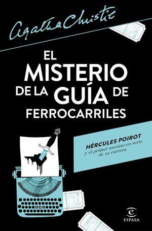 EL MISTERIO DE LA GUIA DE FERROCARRILES