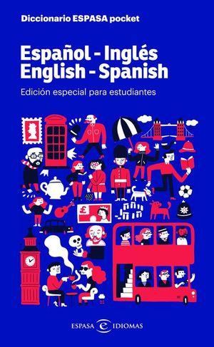 DICCIONARIO POCKET INGLE�S/ESPAÑOL