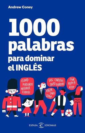 1000 PALABRAS PARA DOMINAR EL INGL�S