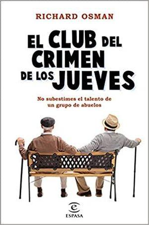 PACK EL CLUB DEL CRIMEN DE LOS JUEVES + LIBRETA DE NOTAS