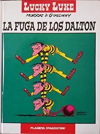 LA FUGA DE LOS DALTON