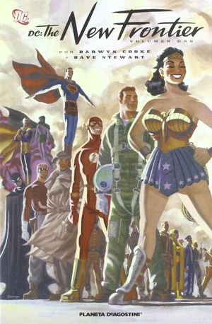 DC: THE NEW FRONTIER Nº 1/2