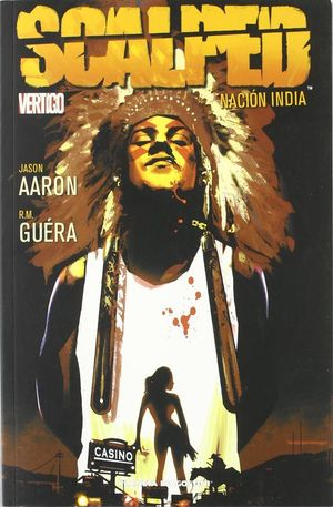 SCALPED N� NACION INDIA