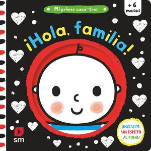 ¡HOLA,FAMILIA!