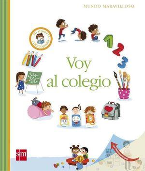 VOY AL COLEGIO
