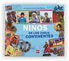 NIÑOS DE LOS CINCO CONTINENTES