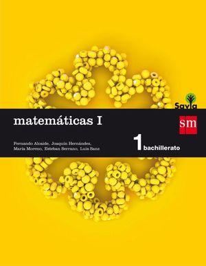 1BACH.MATEMATICAS CIENCIAS Y TECNOLOGIA 1 BACH BACHLLER  I-SA 15