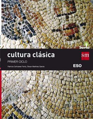 CULTURA CLÁSICA I. ESO. SAVIA