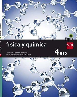 FÍSICA Y QUÍMICA. 4 ESO. SAVIA