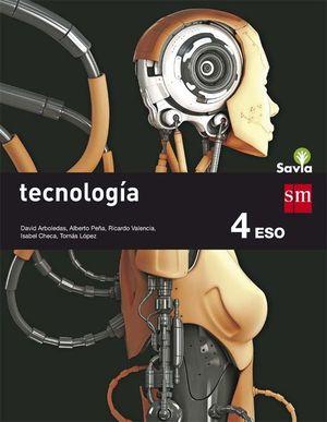 TECNOLOGÍA. 4 ESO. SAVIA