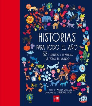 HISTORIAS PARA TODO EL AÑO