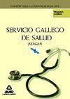 SERVICIO GALLEGO DE SALUD. TEMARIO COMUN