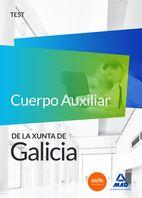TEST CUERPO AUXILAR DE LA XUNTA DE GALICIA 2015