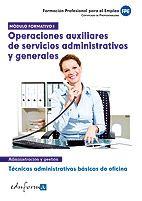 TÉCNICAS ADMINISTRATIVAS BÁSICAS DE OFICINA