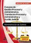 CUERPO DE GESTION PROFESIONAL Y ADMINISTRATIVA SIMULACROS DE EXAMEN
