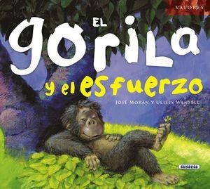 EL GORILA Y EL ESFUERZO