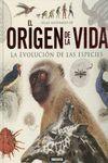 ATLAS ILUSTRADO DE ORIGEN DE LA VIDA, LA EVOLUCIÓN DE LAS ESPECIES