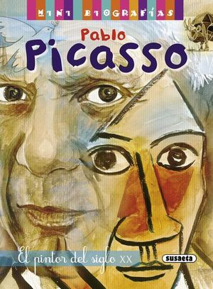 PABLO PICASSO,PINTOR SIGLO XX
