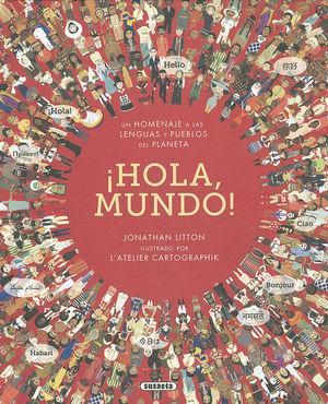 ¡HOLA, MUNDO!