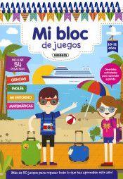 MI BLOC DE JUEGOS 10-11 AÑOS