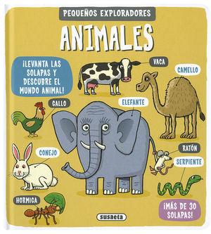 ANIMALES (PEQUEÑOS EXPLORADORES)