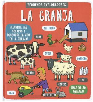 LA GRANJA (PEQUEÑOS EXPLORADORES)
