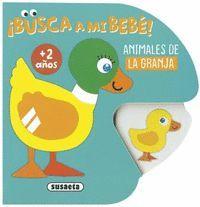 BUSCA A MI BEBE! ANIMALES DE LA GRANJA