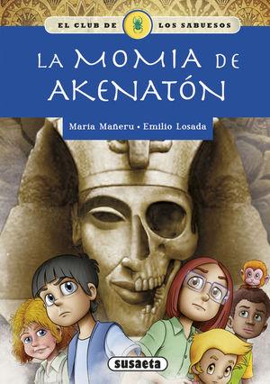 LA MOMIA DE AKENATON