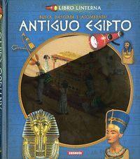 ANTIGUO EGIPTO. LIBRO LINTERNA