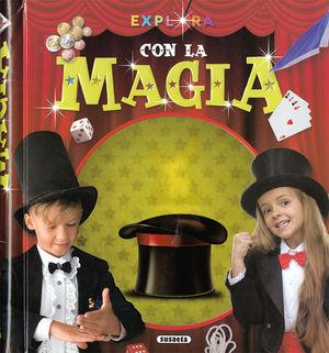 EXPLORA CON LA MAGIA