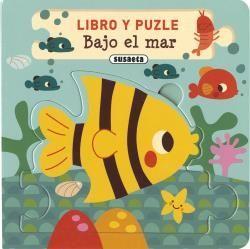 BAJO EL MAR (LIBRO Y PUZLE)