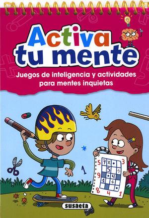 ACTIVA TU MENTE (ROSA)