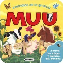 ANIMALES DE LA GRANJA. MUU